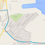 Plan itinéraire Collège Edmond Albius